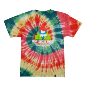 Woodstock X HUF Peaking T-shirt