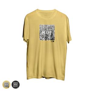 Woodstock x HUF Box Logo T-shirt