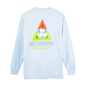 Woodstock x HUF Peaking LS T-shirt