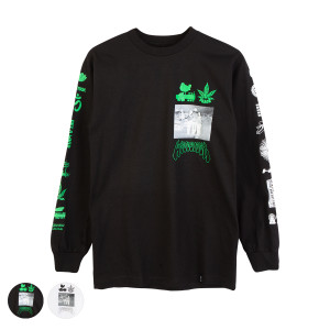 Woodstock x HUF Loaded LS T-shirt