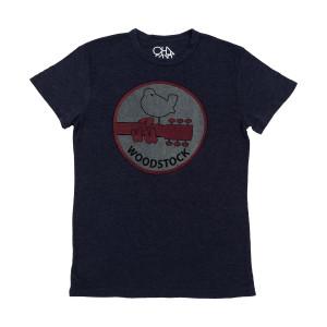 Woodstock Circular Logo Adult Tee
