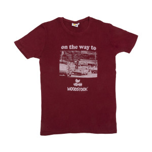 On the Way to Woodstock T-shirt