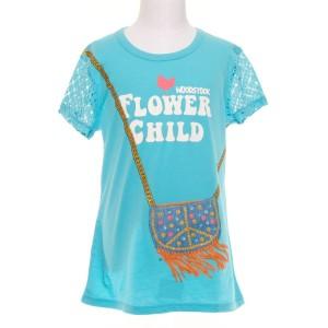 Flower Child Girls Tee