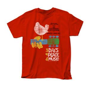 Woodstock  - Woodstock Poster T-Shirt