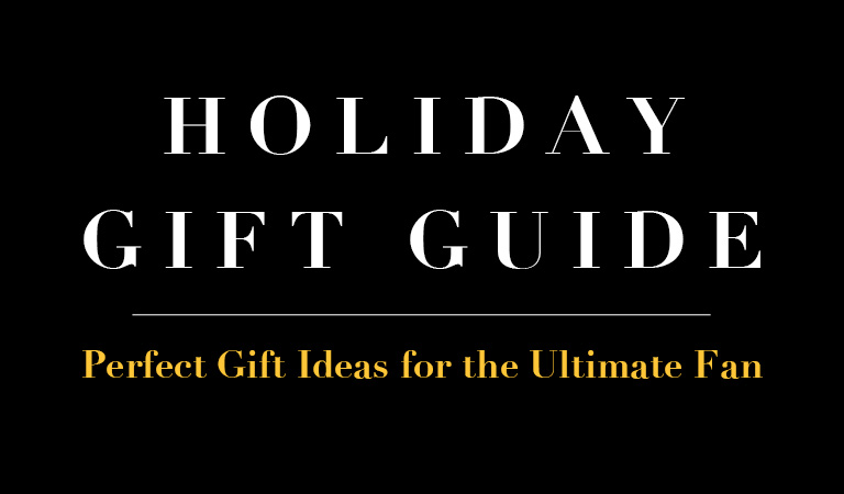 Holiday Gift Guide | Perfect gift ideas for the ultimate fan