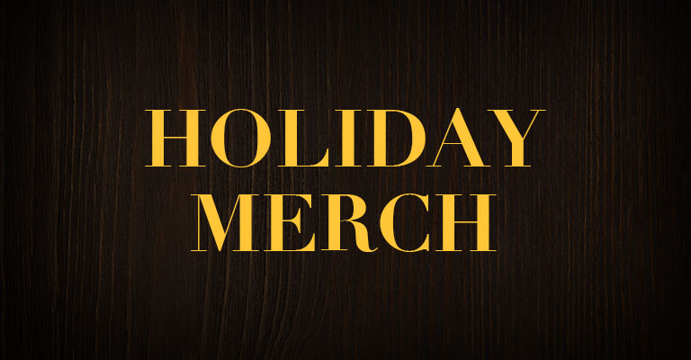 Holiday Merch