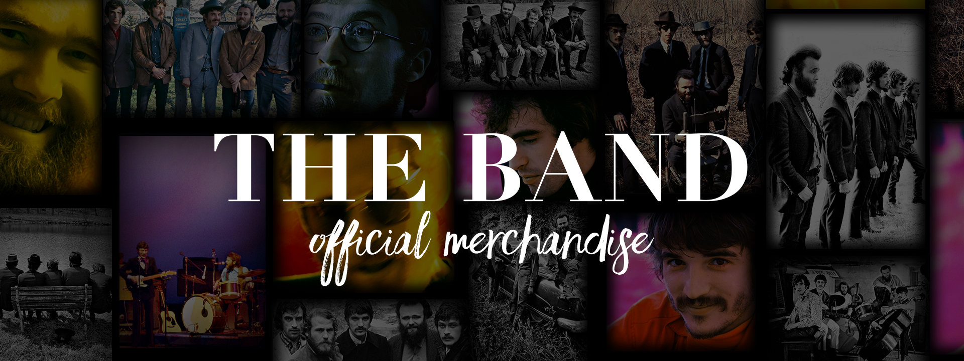 The Band Official Merchandise