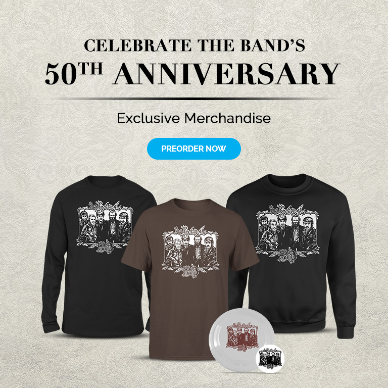 The Band 50th Anniversary