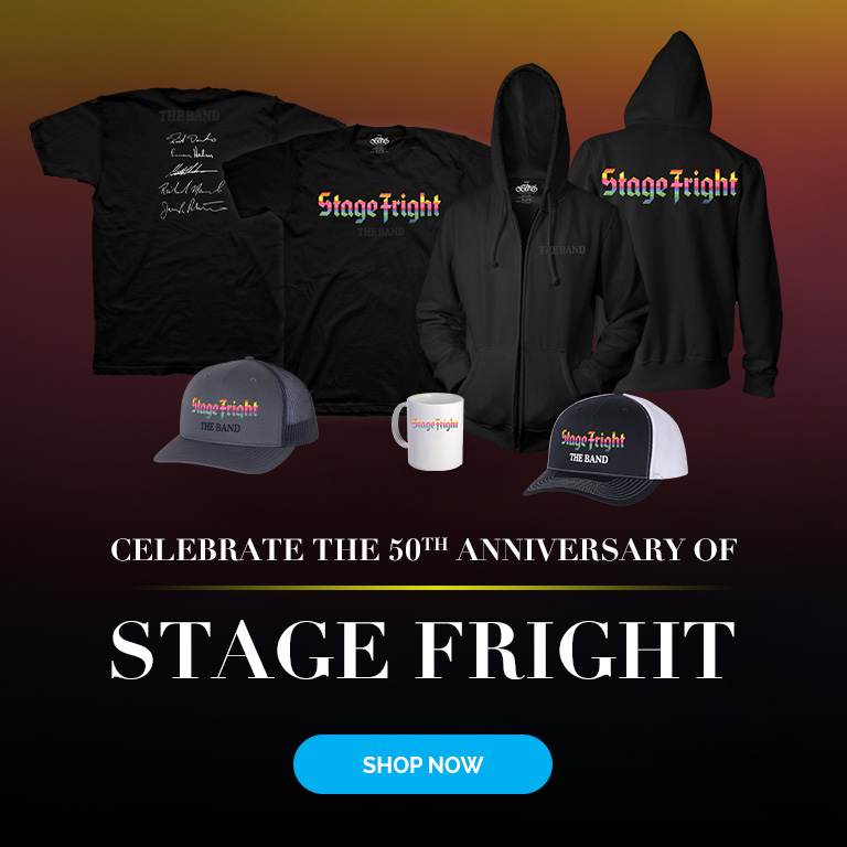 Stage Fright 50th Anniversary