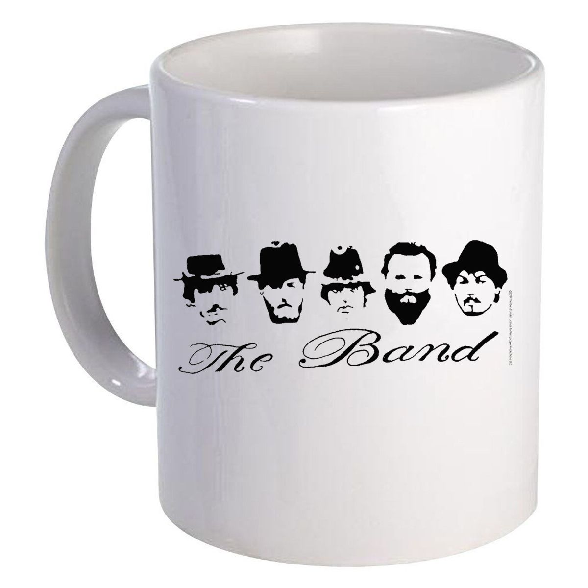 Heads Above Mug