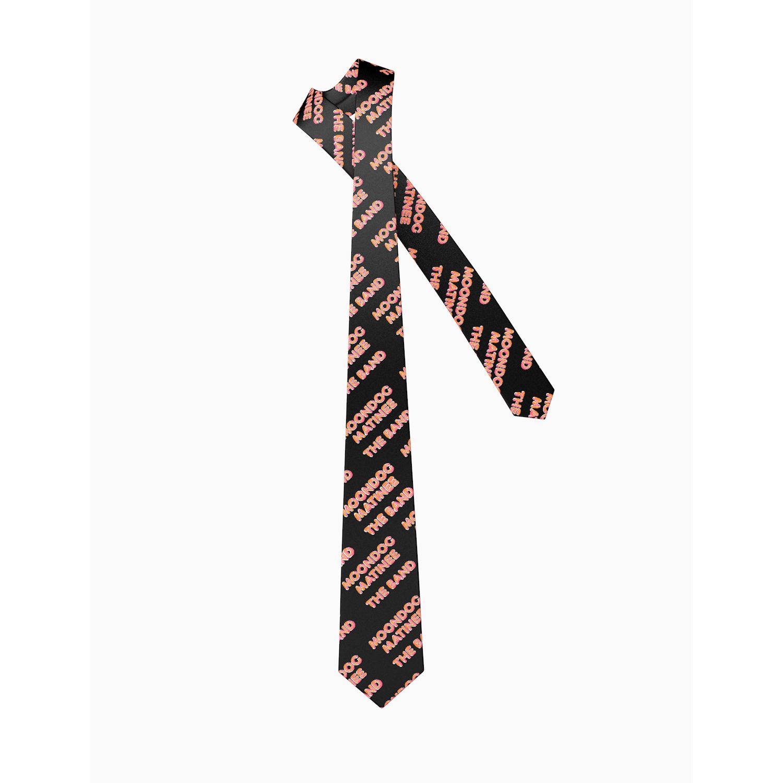 Moondog Matinee Logo Tie