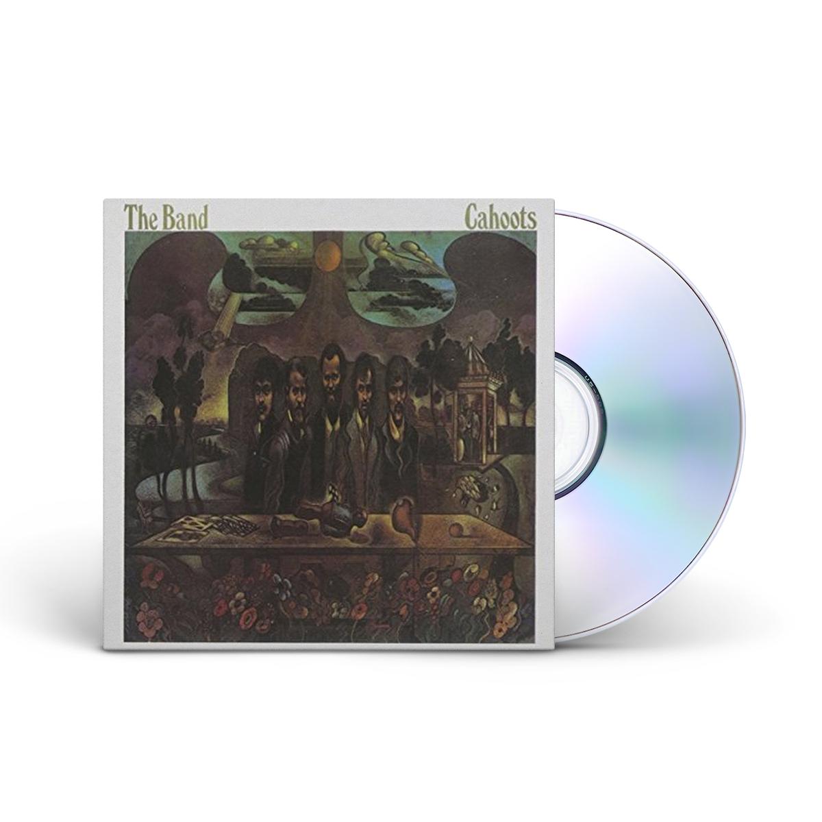 The Band Cahoots CD