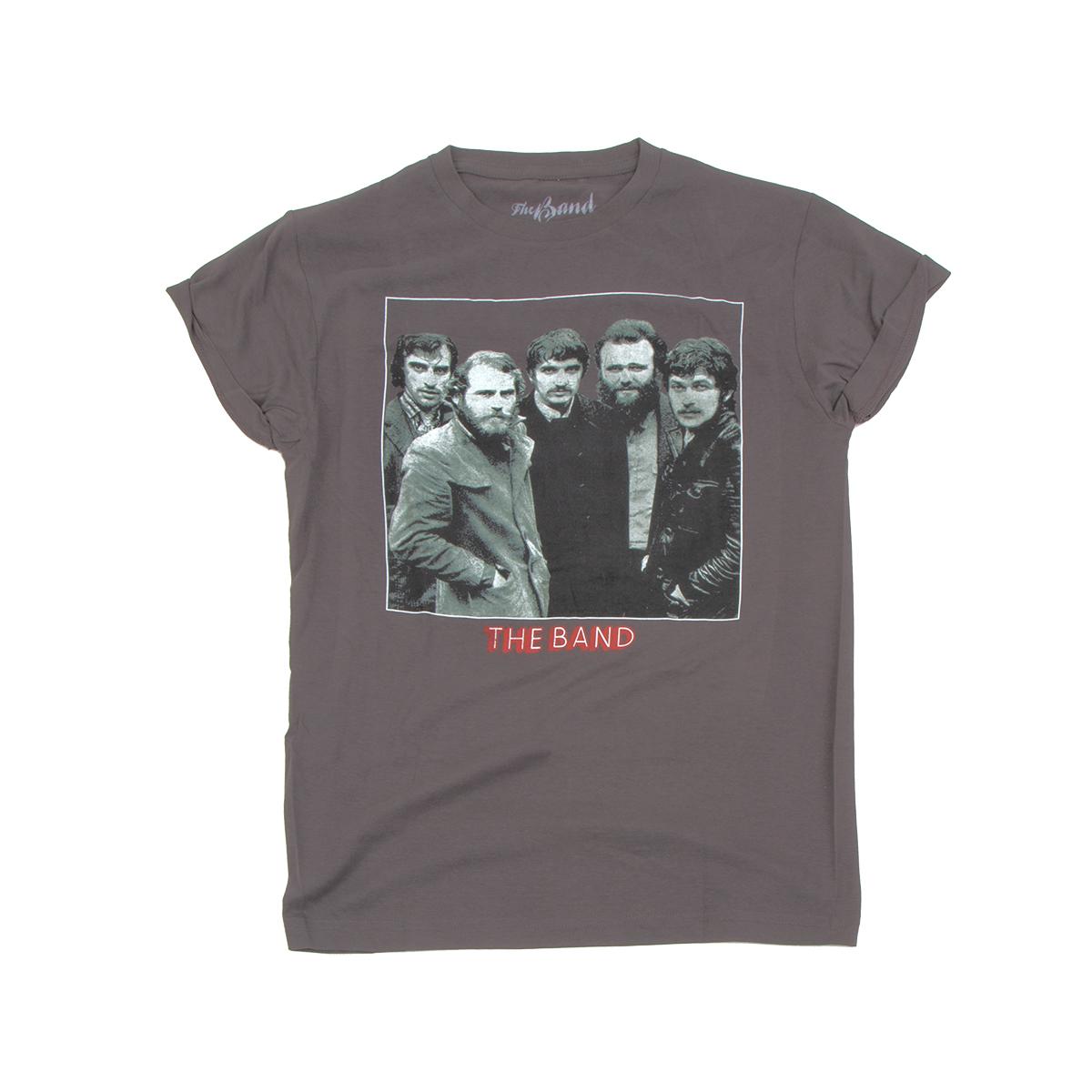 The Band Unfaithful Servants Rolled Sleeve T-shirt
