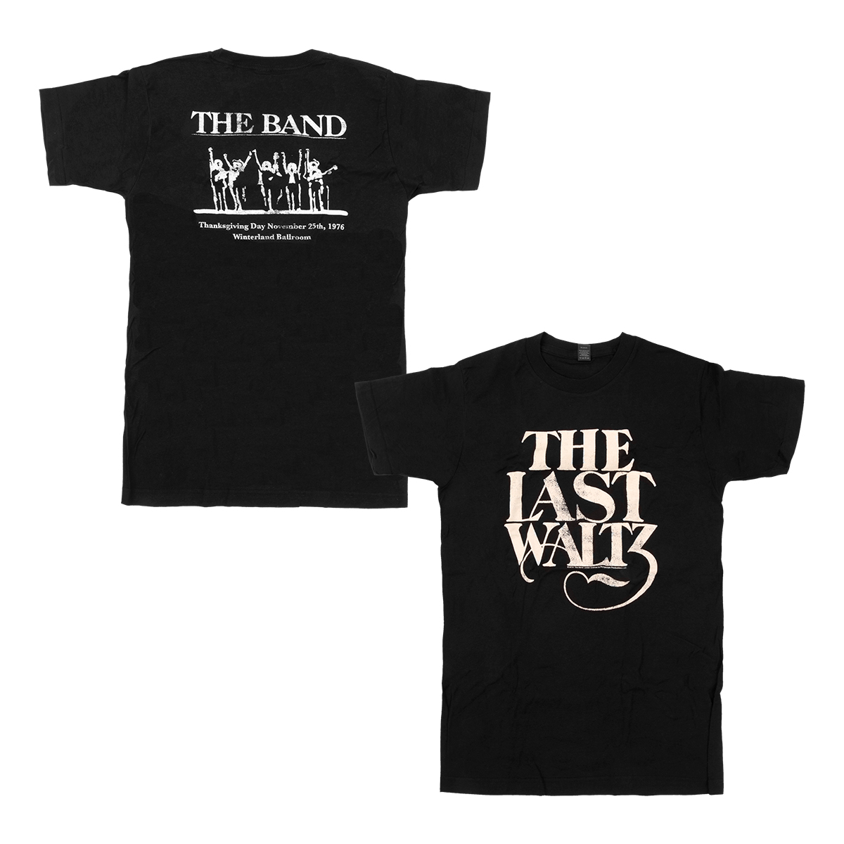 THE LAST WALTZ T-SHIRT