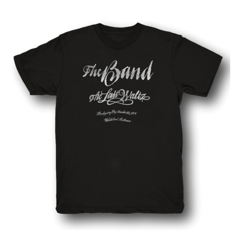 Men's The Last Waltz Original Event Replica T-Shirt
