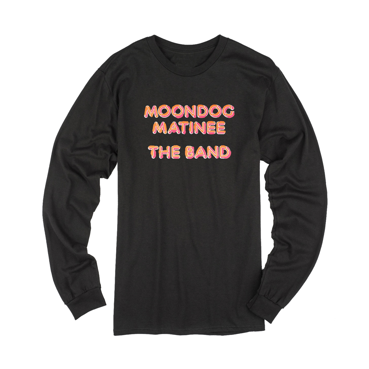 The Band Moondog Matinee Long Sleeve Tee