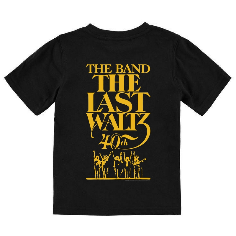 The Last Waltz 40th Anniversary T-Shirt