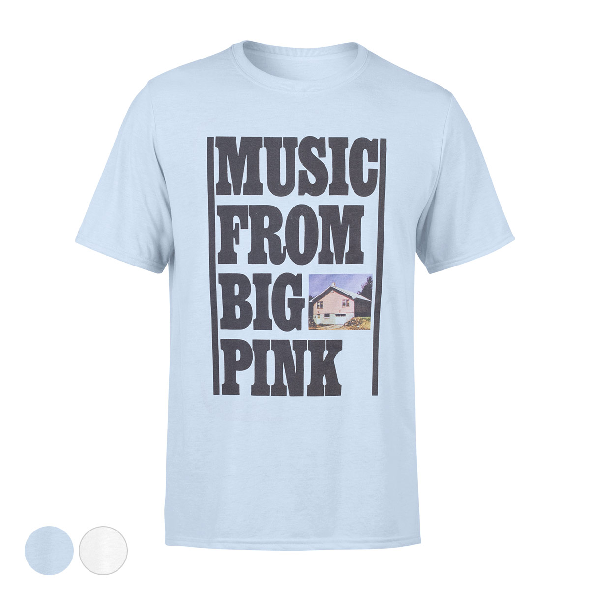 The Band Music From the Big Pink T-Shirt