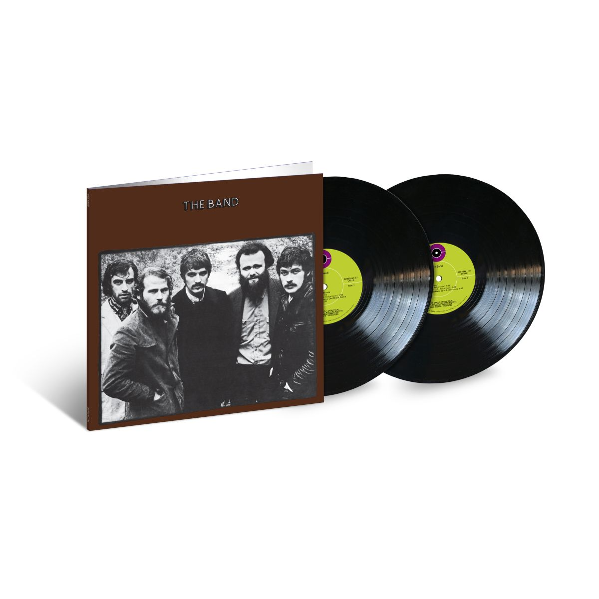 The Band 50th Anniversary 2 LP