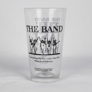 The Last Waltz Pint Glass