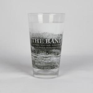Mountain Range Pint Glass