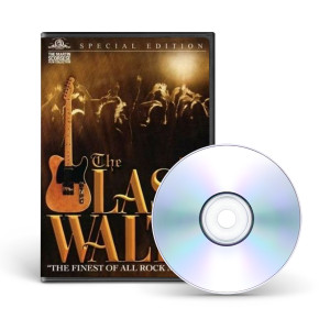 The Band The Last Waltz Dvd