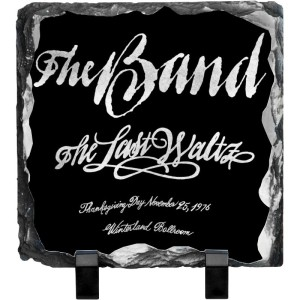 Last Waltz Invitation Photo Slate