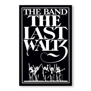 The Last Waltz Pin