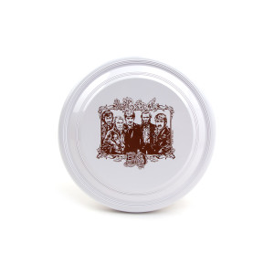 The Band 50th Anniversary Frisbee