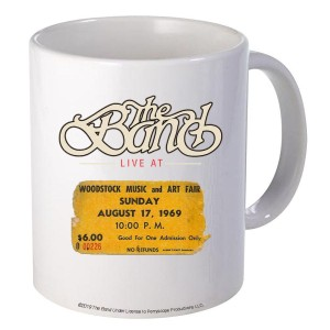 Woodstock Ticket Mug