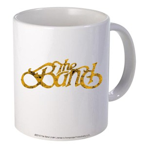 Distressed Logo Mug