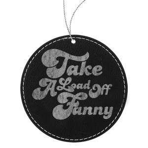 Fanny Holiday Ornament