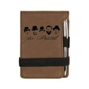 Heads Above Mini Notepad w/Pen