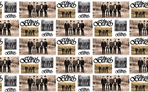 The Band Group Photo Wrapping Paper