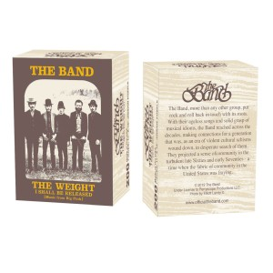The Band The Weight Album Cover 200 Piece Puzzle