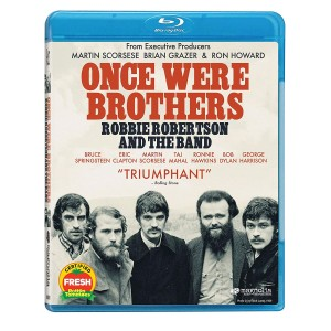 Once Were Brothers: Robbie Robertson And The Band BluRay