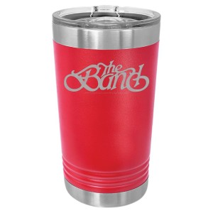 Curved Logo Polar Camel Laser Engraved Pint