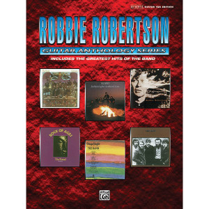 Robbie Robertson - Guitar Anthology (TAB)