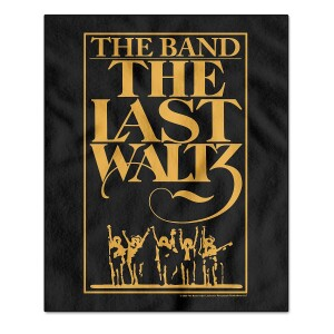 The Last Waltz Fleece Blanket