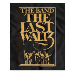The Last Waltz Fleece Blanket