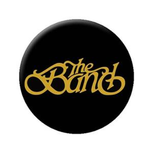 """The Band Logo 1.25"""" Button"""