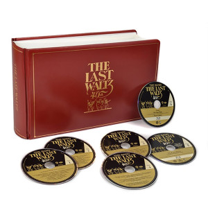 The Band The Last Waltz - 40Th Anniversary Collector'S Edition