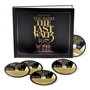 The Band The Last Waltz - 40th Anniversary Deluxe Edition (4 CD/ 1 Blu-ray)