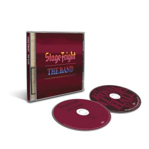 Stage Fright 50th Anniversary CD