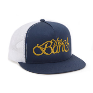 Embroidered Logo Snapback Hat