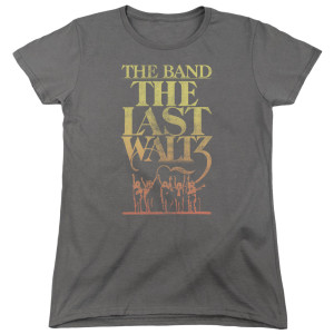 The Last Waltz Womens Tee
