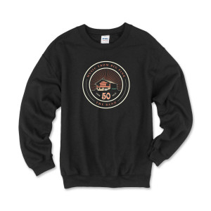 Music From Big Pink Anniversary Crew Neck Sweatshirt