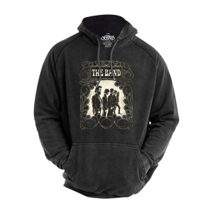 The Band Vintage Filagree Pullover Hoodie