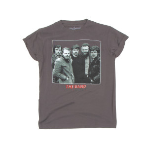 The Band Unfaithful Servants Rolled Sleeve T-shirt