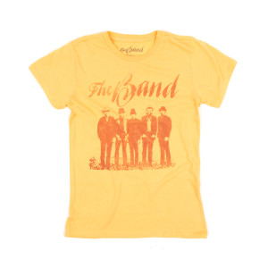 The Band Womens Simple T-shirt